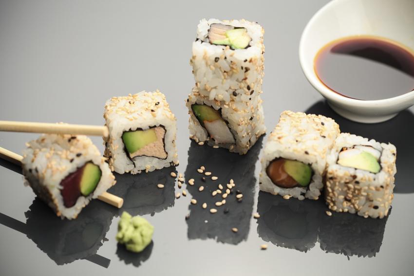 california rolls, Restaurant japonais paris 3, 40 rue de turenne
